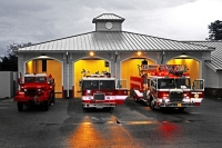 Ormond Beach Fire Department Trucks
