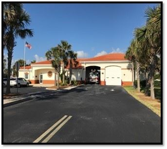 ormond beach station 91 building