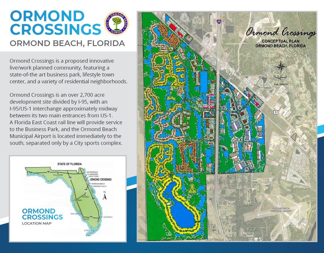 Ormond Crossings Overview Flyer