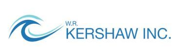 logo for WR Kershaw Inc