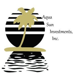 lgog Aquasun Investments a company located in the airport business park. Opens in new window