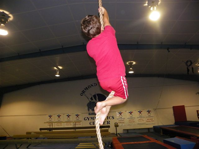 Ormond Beach Gymnastics Center Cheer