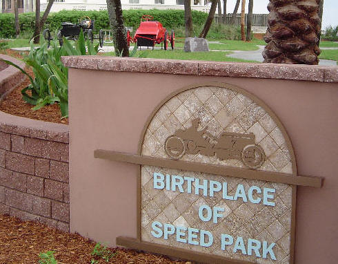 Birthplace of Speed Park